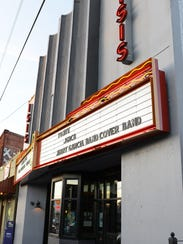 The Isis Restaurant and Music Hall on Haywood Road