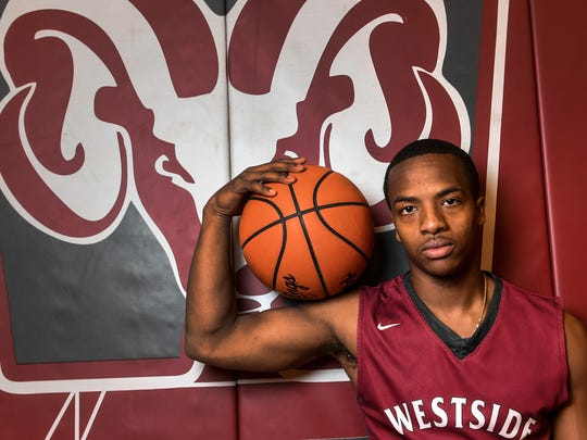 Westside junior Traye Carson is the Independent Mail All Area basketball player of the year.