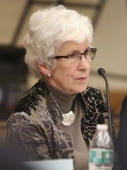 Secretary of Education Susan Bunting