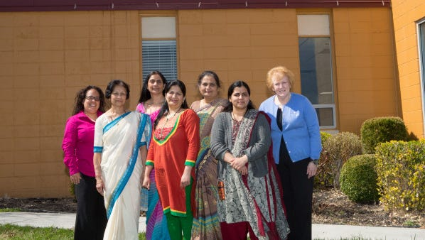 Christiana Care cancer outreach nurses are helping women at the Hindu temple in New Castle to take control of their health by accessing mammograms and other health screenings.