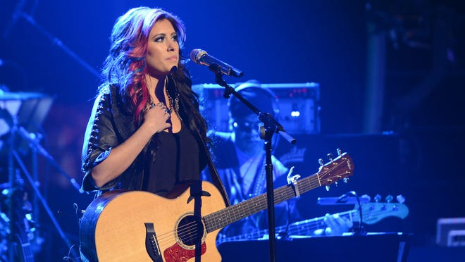 """Jess Meuse performed on """"American Idol"""" on Wednesday."""