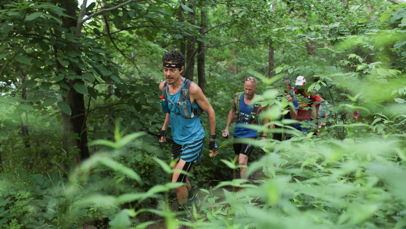 Ultramarathoner Sets Appalachian Trail Record