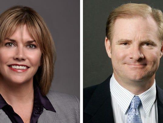 Gannett names president, vice president/editor at North ...