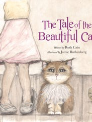 """The Tale of the Beautiful Cat.,"" by Ruth Cain."
