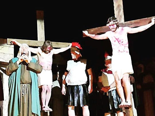 passion play photo