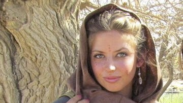 "Rachel Washburn says she would wear ""a pretty head scarf"" to help connect with Afghan women."