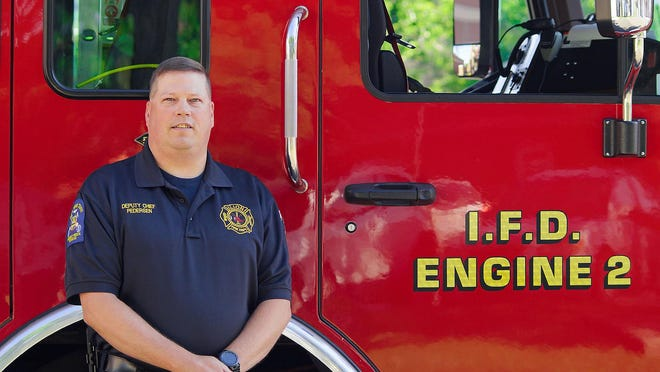Ilion Fire Chief Tom Pederson said he supports the idea of consolidating with area fire departments.