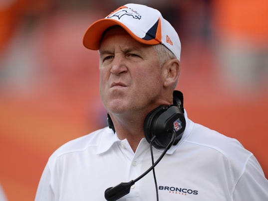 Broncos Coach John Fox Fumes Over Latest Von Miller Incident
