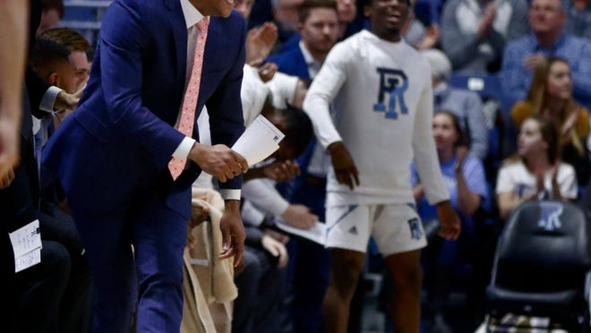 David Cox and his URI program have put together another strong nonconference schedule for 2020-21.