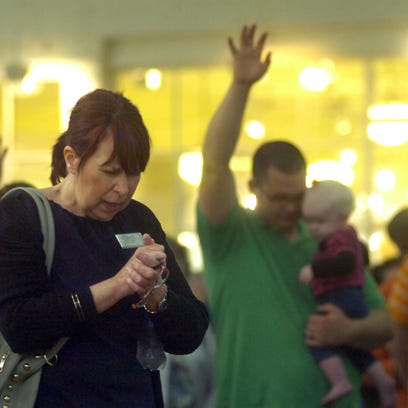 National Day of Prayer events are set for Thursday in Pineville and Leesville.