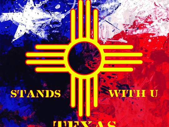 New Mexico Stands with U Texas.