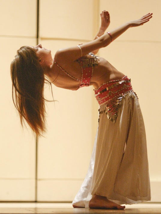 2 Belly Dance