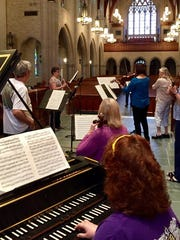 The Baroque Arts of Shreveport will perform in a free