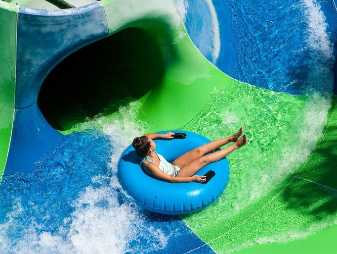 Wet 'n' Wild Phoenix opens Saturday, March 17 and Sunday,