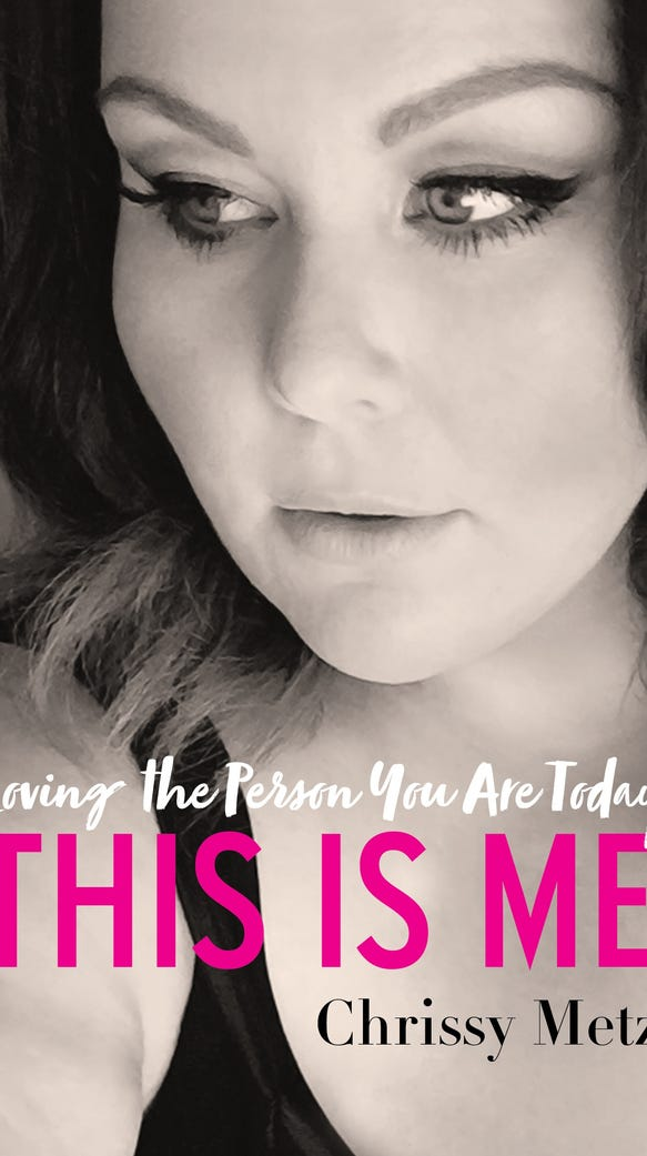 The cover of 'This Is Me: Loving the Person You Are