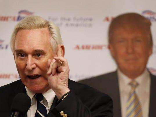 Roger Stone: Russian collusion? It's a delusion