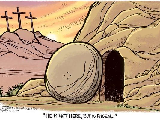Cartoon: Easter