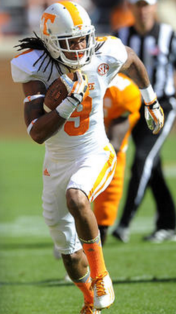 Tennessee wide receiver Von Pearson will not be charged
