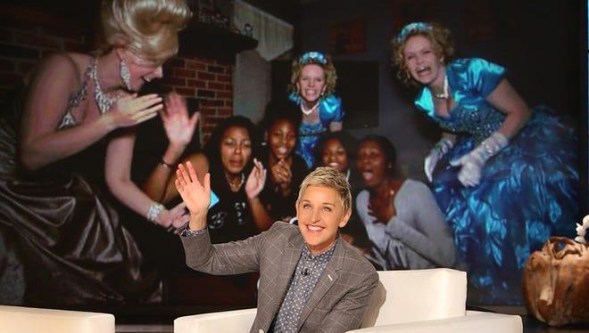 Tallahassee teacher Teresa Gunter got a surprise from the Ellen Degeneres Show and Shutterfly.