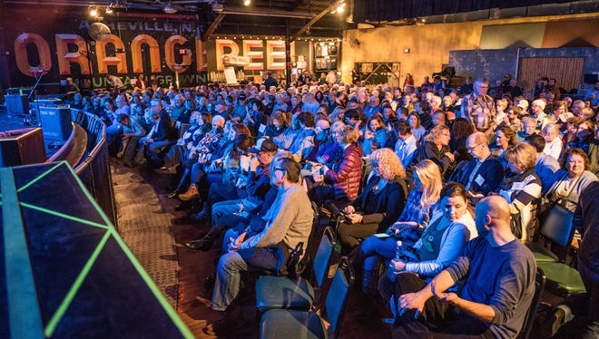 Connect: Beyond the Page includes events at The Orange Peel.