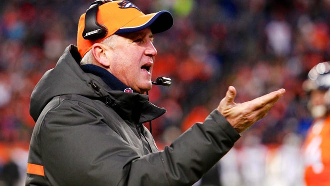 John Fox on Dec. 28
