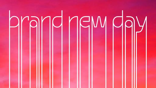 """This cover image released by Mono Mundo Recordings shows """"Brand New Day,"""" by The Mavericks."""