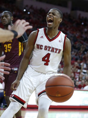 12. Detroit: PG Dennis Smith, N.C. State. Age: 19. Class: Freshman. Size: 6-3, 195 pounds. The word: Smith could possess the best physical gifts for today's NBA game. Dominoes have to fall for this to occur.