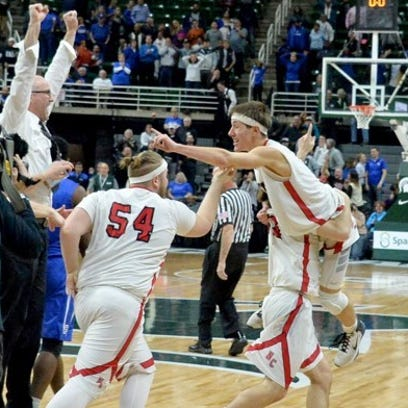 Wow! Powers North Central wins at the buzzer for 82nd straight victory