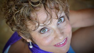 Dianne Deering Zeck, founder of SASSY over 60, a group for women who are over 60-years-old.