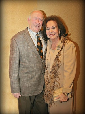 Ronald and Sherrie Auen