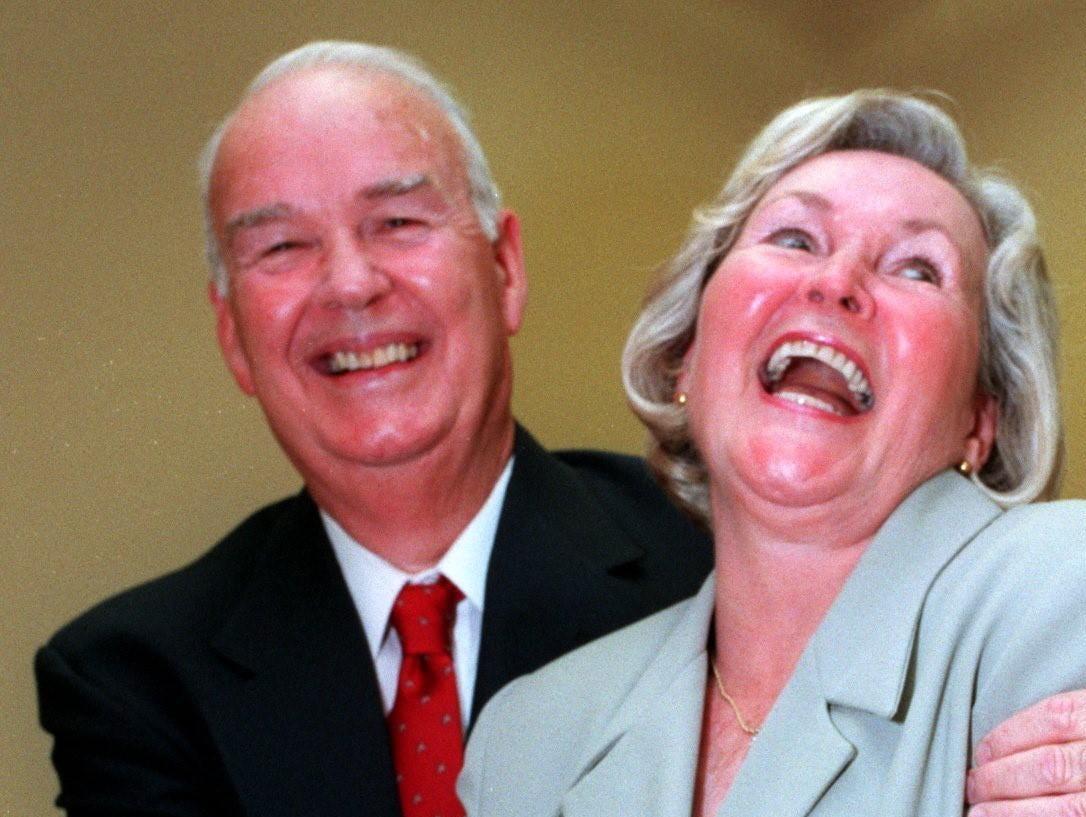Bert Jenkins and his wife, Lil, now live in Hattiesburg.