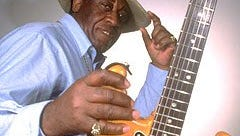 Border blues musician Long John Hunter died Monday in Phoenix.