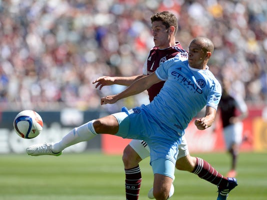 MLS: New York City FC at Colorado Rapids