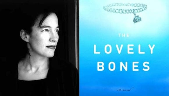 a review of alice sebolds novel the lovely bones Katherine bouton reviews book the lovely bones by alice sebold (m.