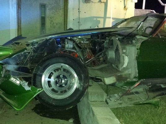 Carmel Road crash
