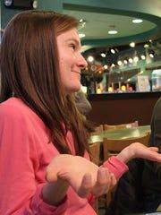 Pensacolian Haley Willis is a regular at Mellow Mushroom's trivia nights.