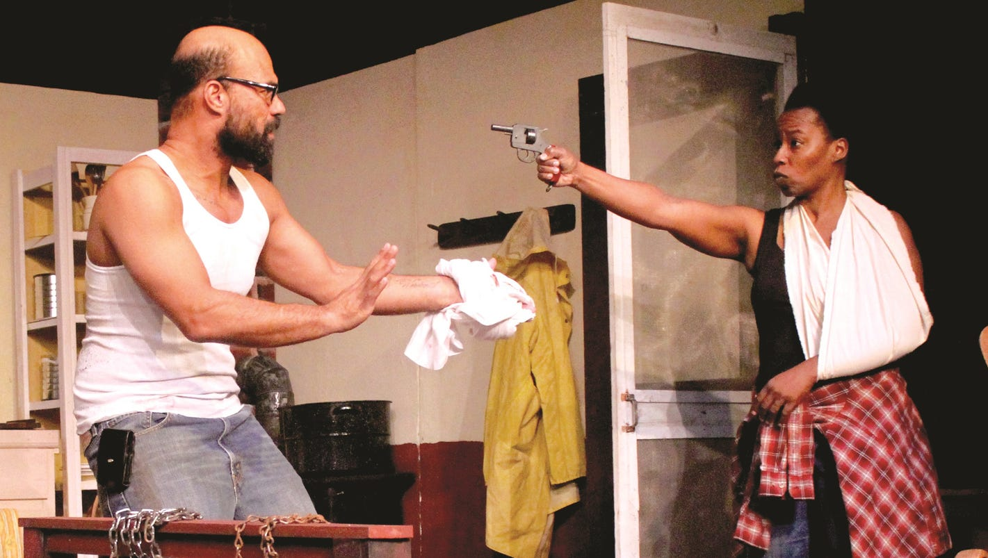 Review: Honesty, sharp dialogue bring Detroit Rep's 'Dauphin Island' to life