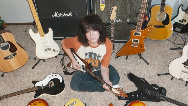 Guitarist Jeff LaBansky is hosting a concert and food drive on Dec. 6 at Duffy's Hangar.