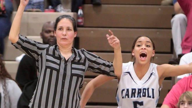 Carroll coach Leticia Canales and the Tigers enter the new District 30-5A after sharing a District 28-6A title last season.