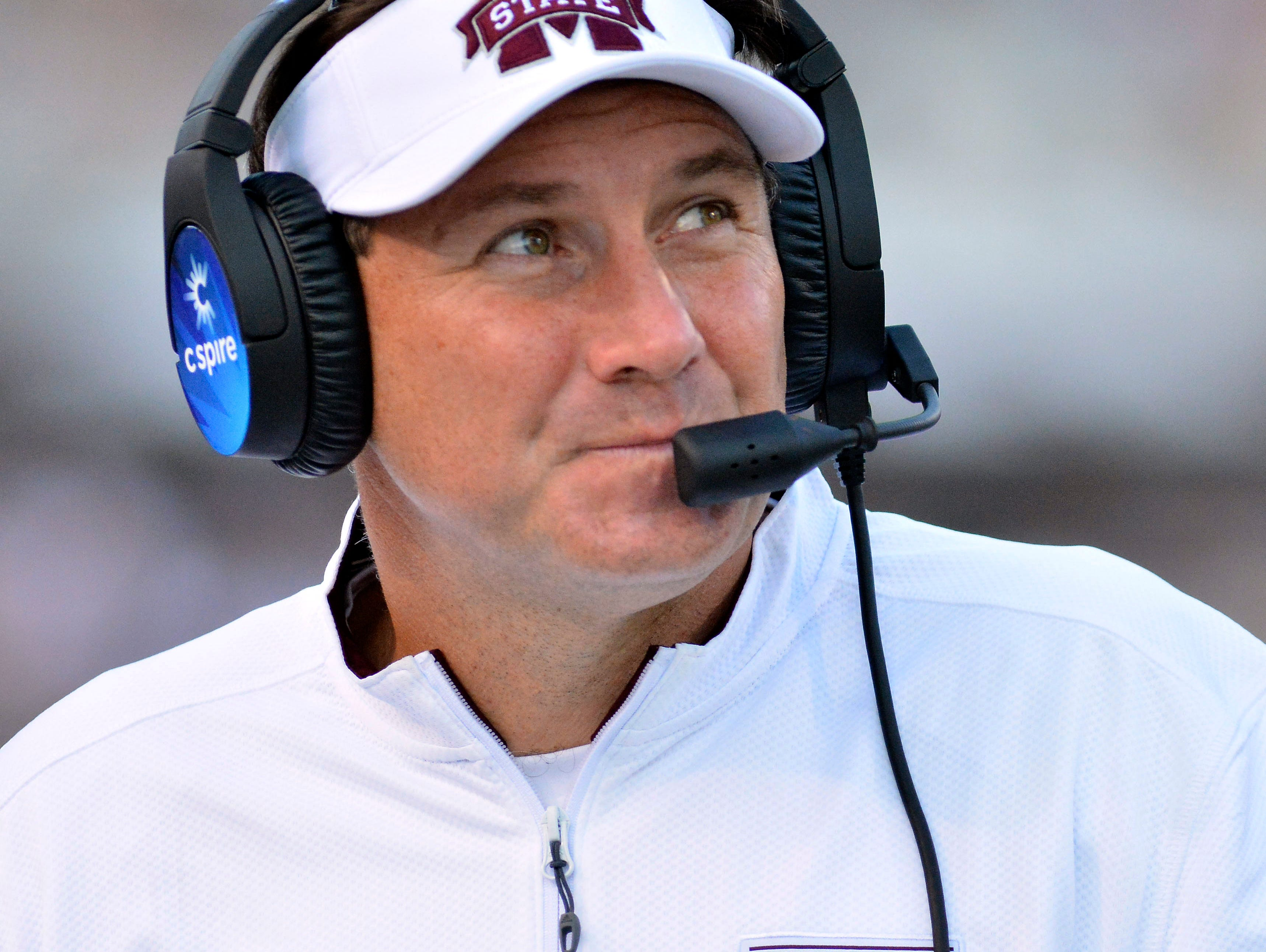 Mississippi State coach Dan Mullen is among the top-paid coaches in the country.
