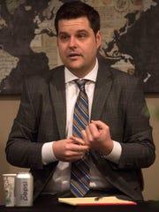 Congressman Matt Gaetz outlines his plans for medical