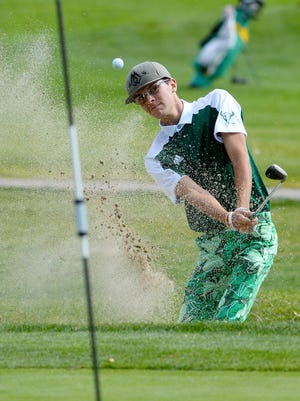 Former CMR star Duncan Hollar is the reigning club champion at Meadow Lark Country Club, the site of the Montana Men's State Amateur tournament this weekend.