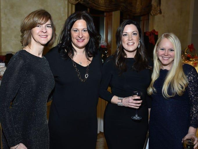 Sue Kolkka, Jennifer Harms, Lauren Maffei and Ady Dorsett.
