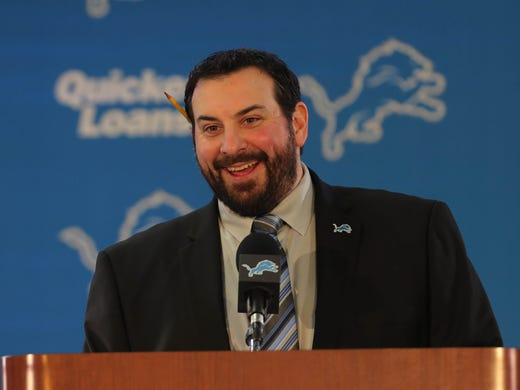 Inside the Lions: How coaching search led to Matt Patricia