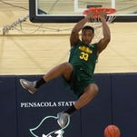 Subway All-Star Basketball Slam Dunk Contest at PSC