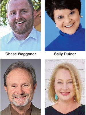 The four city administrator finalists who will interview in Crookston Aug. 12-13