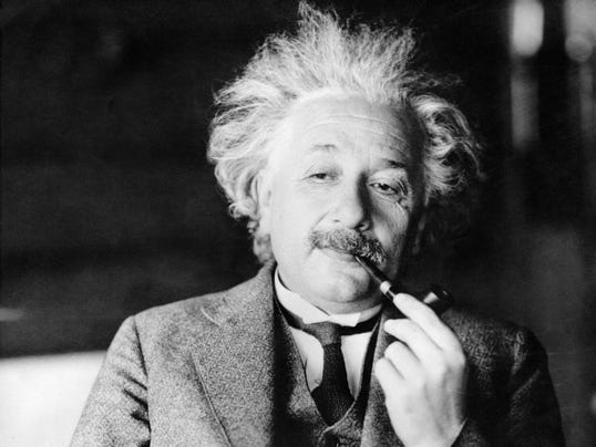 YL introverts Einstein