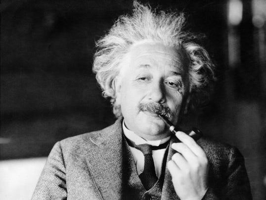 YL introverts Einstein