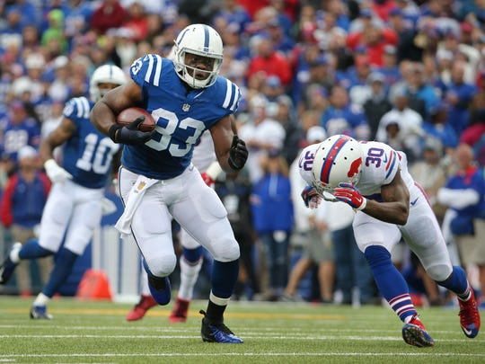 Targeted just 29 times in the passing game by the Colts last season, Dwayne Allen's frustration grew as the year wore on.