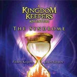 """Ridley Pearson signs """"Kingdom Keepers VIII: The Syndrome"""" at the Poisoned Pen on Friday."""